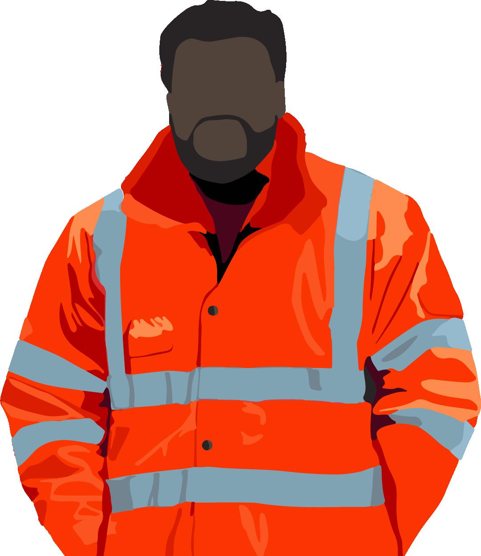Werken als Bouwplaatsportier bij Triple F Services