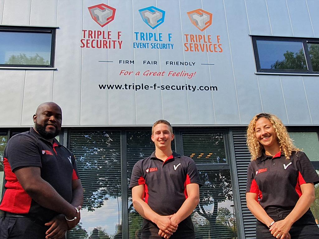 Team Triple F Security en Serivices