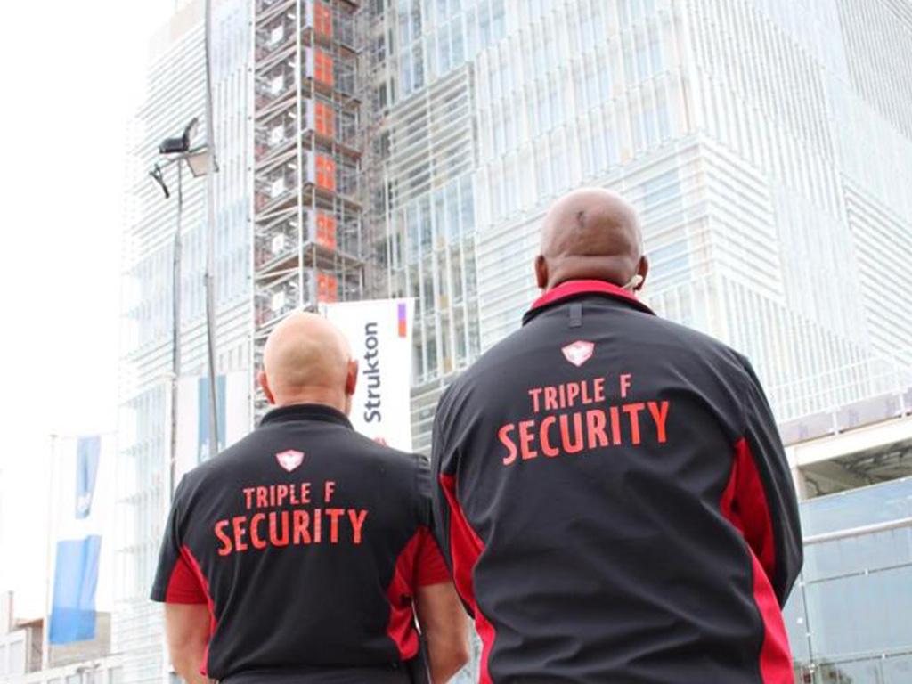 Vacature Beveiliger bij Triple F Security